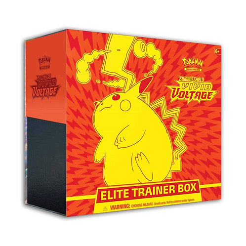 Vivid Voltage Elite Trainer Box