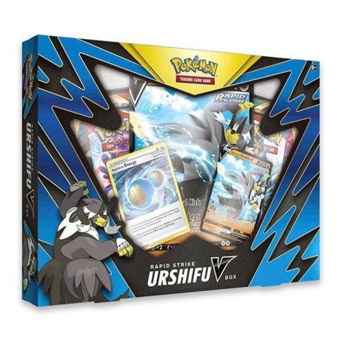 Urshifu Rapid Strike V Box