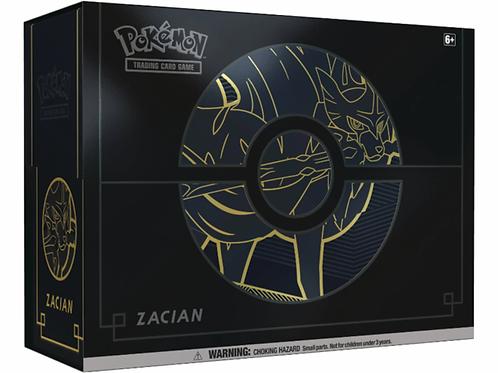 Zacian Elite Trainer Box
