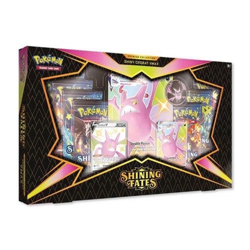Shining Fates Crobat Premium Collection