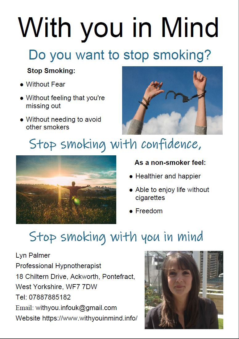 Stop smoking without fear A5