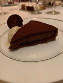 ランブロワジー5;チョコレートのタルト.jpg