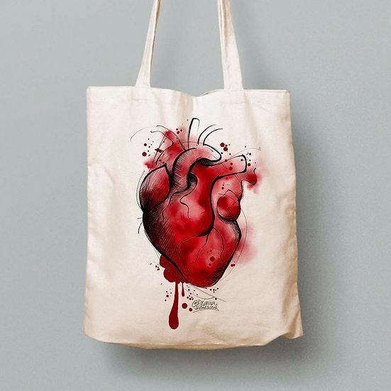 Tote Bag Corazón