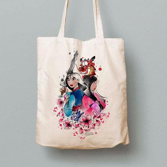 Tote Bag Mulán