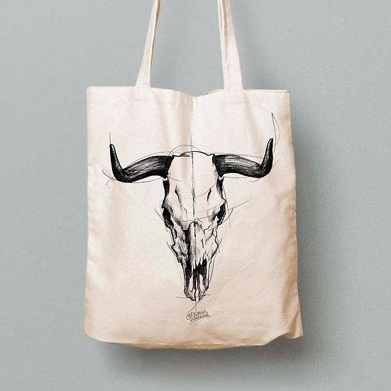Tote Bag Búfalo