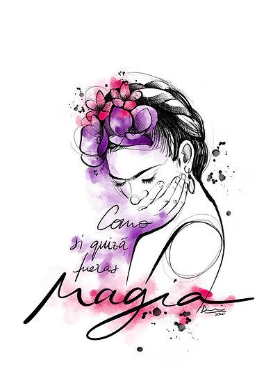 Frida Kahlo Magia