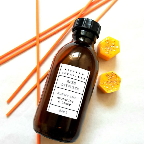 Nectarine & Honey Reed Diffuser