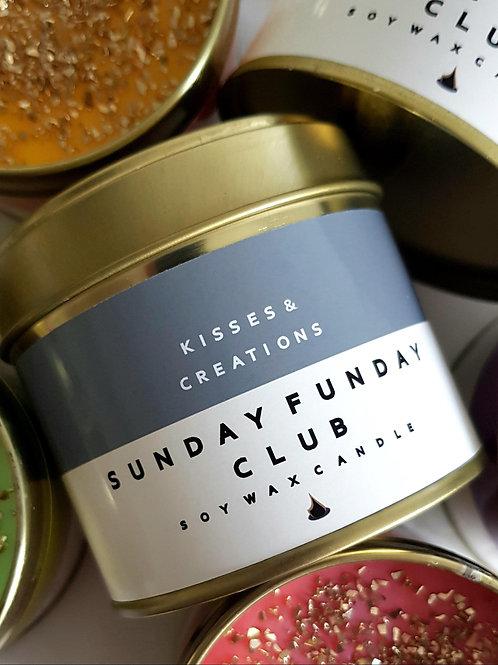 Sunday Funday Club, Candle