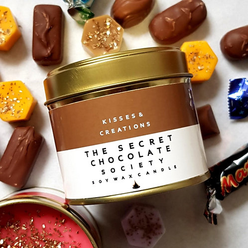 The Secret Chocolate Society, Candle