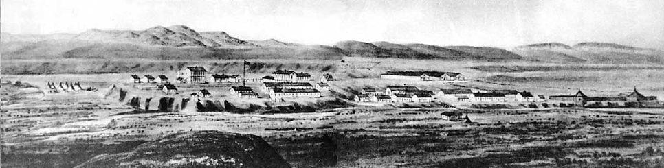 Fort Laramie 1863