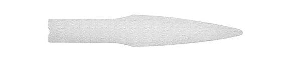 """חמישה ראשים לשפטולה גמישה 0.1 מ""""מ  - Flexible Spatule tips 0.1 mm"""