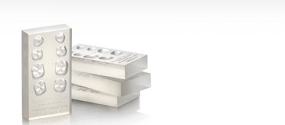 Silicone Moulds Posterior- תבניות סיליקון לייצור ווניר