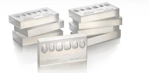 Silicone Moulds Anteriors- תבניות סיליקון לייצור ווניר
