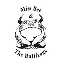Pochette EP Miss Bee & The Bullfrogs.png