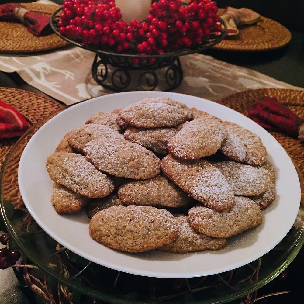 Low-carb cookie recipe by Tressa Rieser, Primal Health Coach