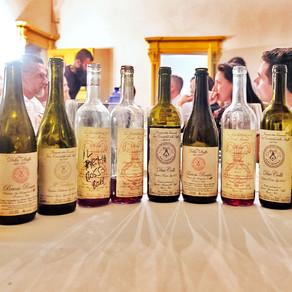 Living Wine--Beyond Taste