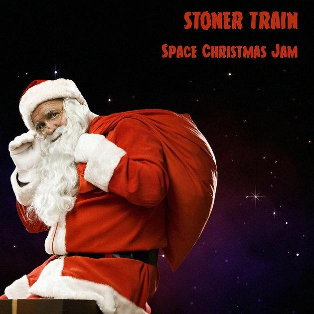 "Download free new single ""Space Christmas Jam"" | Stoner"