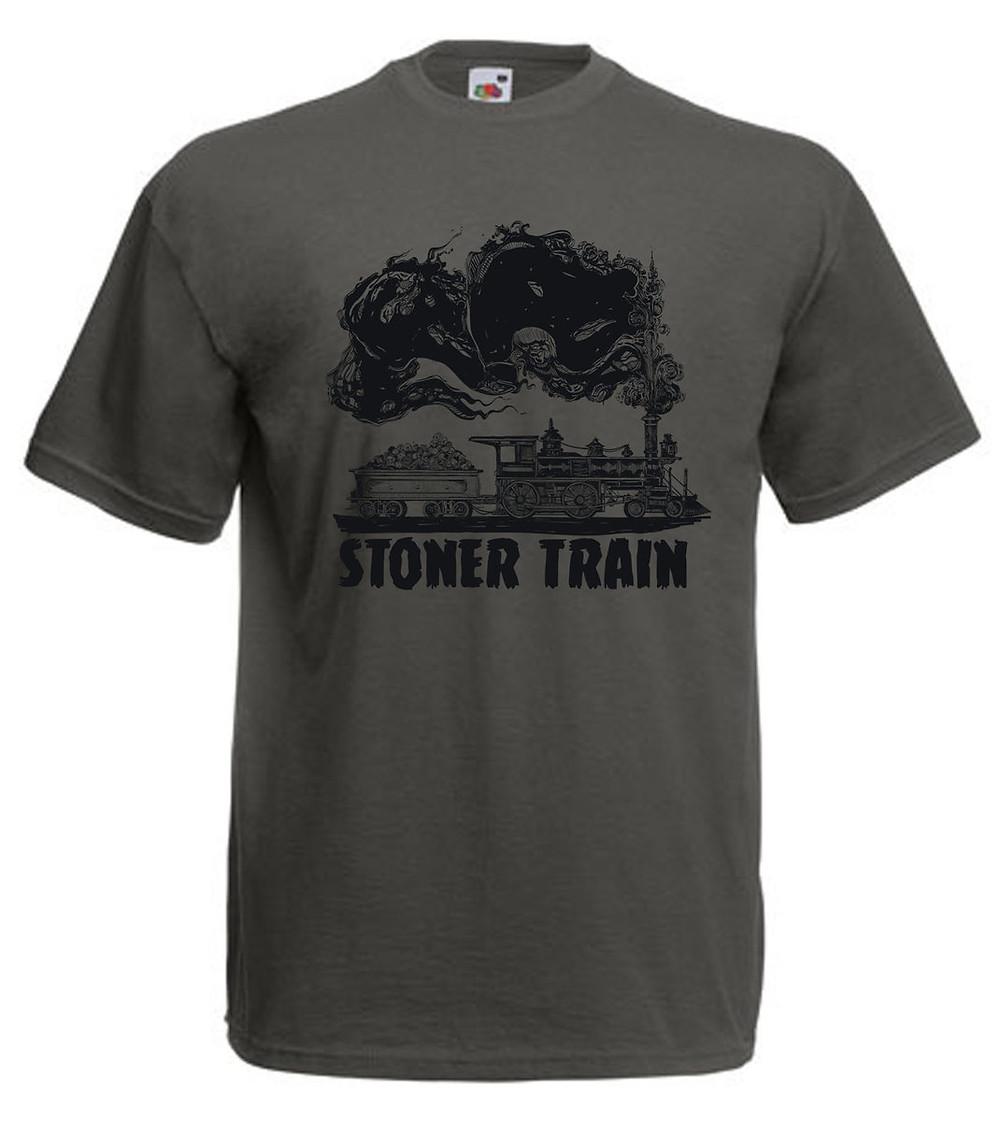 T-Shirt from Stoner Train