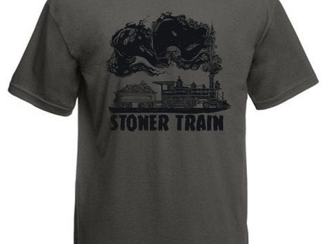 T-Shirt from Stoner Train