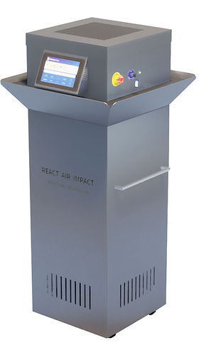 React-Air Impact pathogen neutraliser
