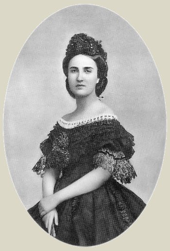 By Unknown - Princess Charlotte of Belgium, later Empress of Mexico
