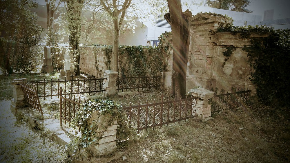 Dubrovnik's Military Graveyard