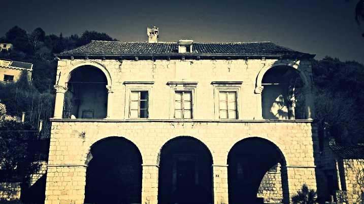 The summer villa Sorgo-Natali