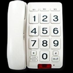 Multi-tel , Téléphone grosse touches , phonie appel malades