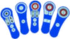 Manipulateur stman , manipulateur personalisable , poire , poire personnalisable , appel malade , sur mesure