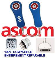 compatible ascom, prise hirschmann