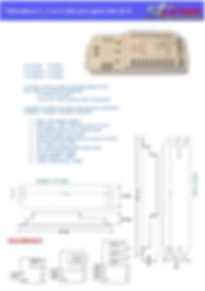 Télerupteur gaine tete de lit , relais , gaine , tète de lit , relais pour gaine tète de lit