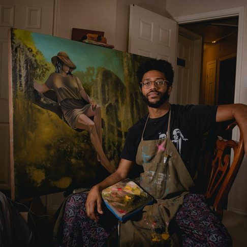 Artist Uprising Podcast: Interview with JD Moore