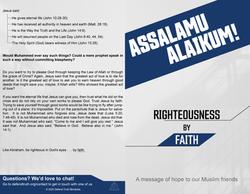Muslim Tract - Outside