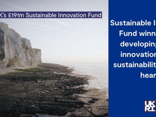 Archangel Imaging wins grant from the Sustainable Innovation Fund with Innovate UK