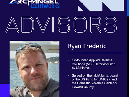 Introducing our Advisors: Ryan Frederic
