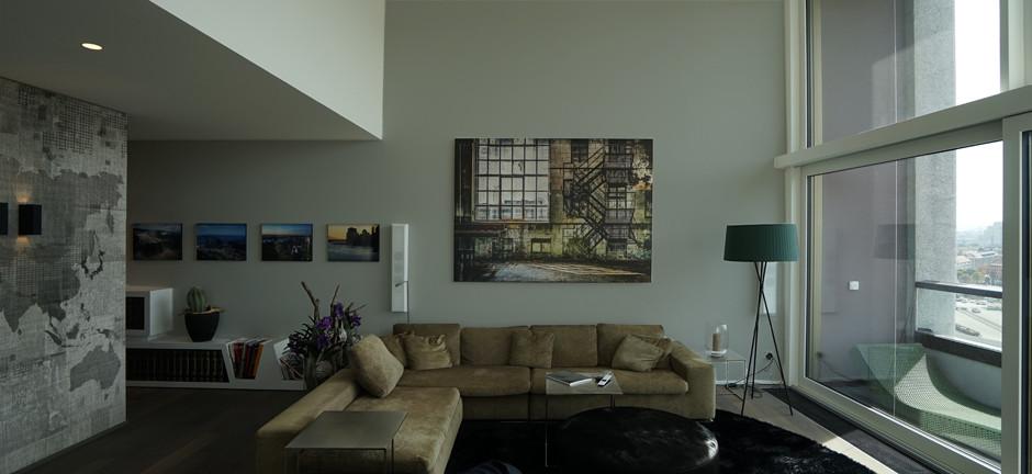 Zahner Interiors Innenarchitektur, Zürich, Switzerland