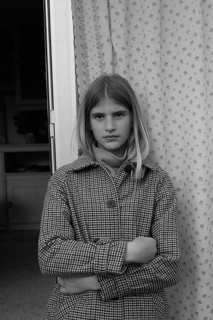 Style Léonie Escolivet Photo Bruno Ripoche hooligans magazine