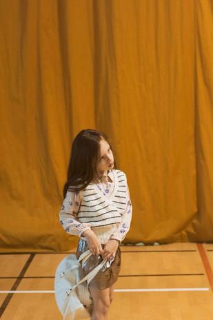 Style Léonie Escolivet photo Candice Cohen Milk Magazine