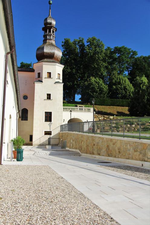 Schloss Thalheim bei Kapelln