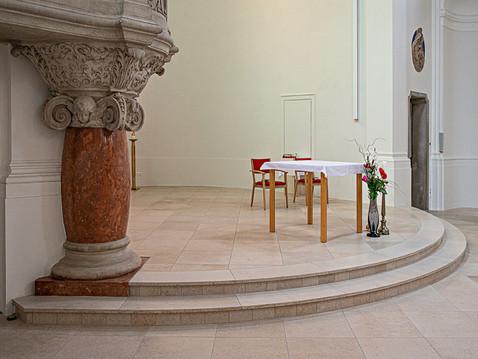 Spitalskirche Speißing in Wien