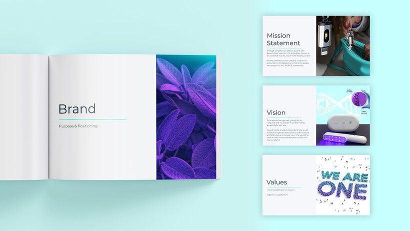 UV-SAGE Brand Introduction