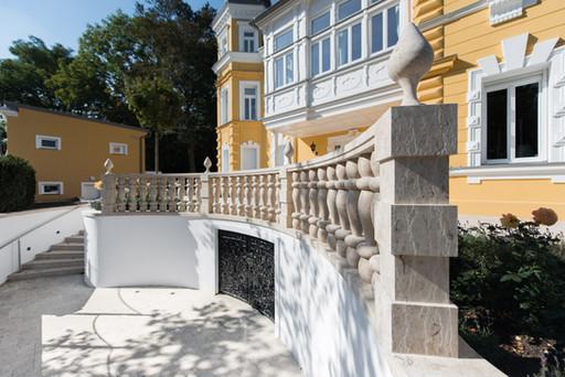 Villa Perchtoldsdorf - Außenanlage