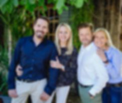 Familien Karl und Gustav Strauss