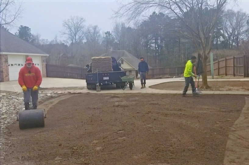 Sod Installation...We do it RIGHT!