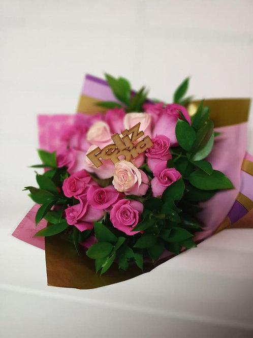 Bouquet 15 Rosas
