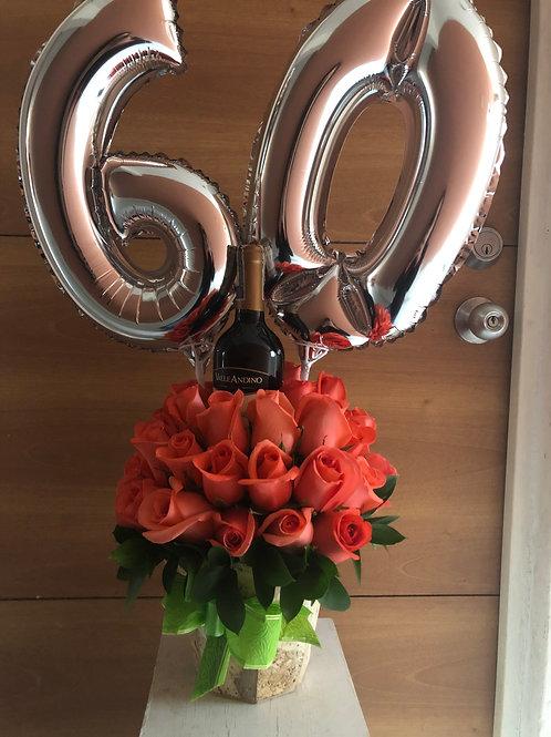 Valde de Rosas aniversario