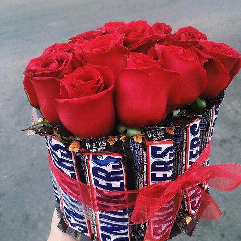 Rosas dulce tentación