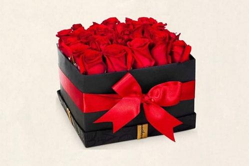 Caja de Rosas Love