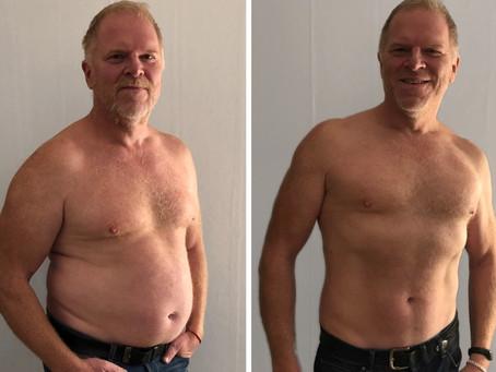 -15 kilo på 12 veckor