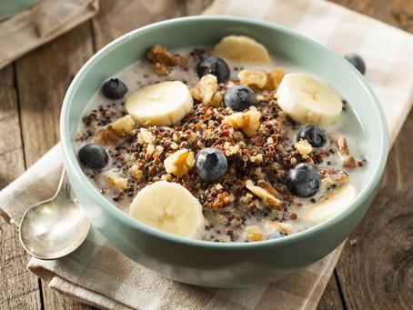 Fördelar med att äta frukost